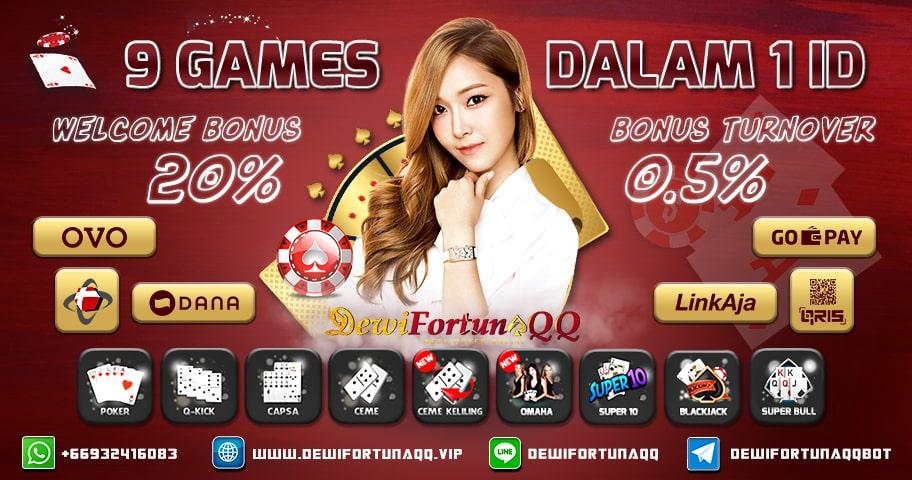 Judi Online24Jam Terpercaya IDN Poker
